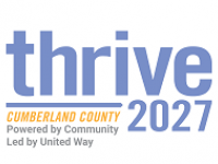 Thrive2027 logo with tag